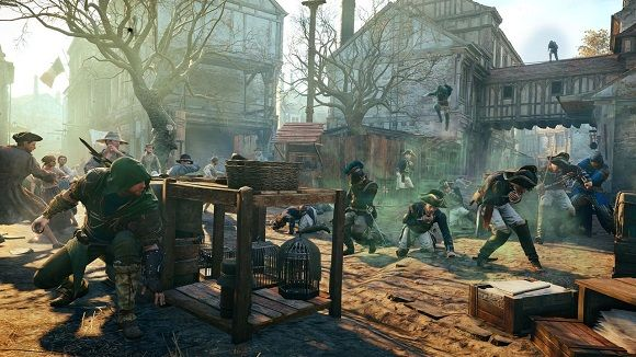 Assassin S Creed Unity Pc Screenshot Www Asovux Com 3 Assassins Creed Unity Reloaded Assassin S Creed Unity Assassins Creed Assassin S Creed