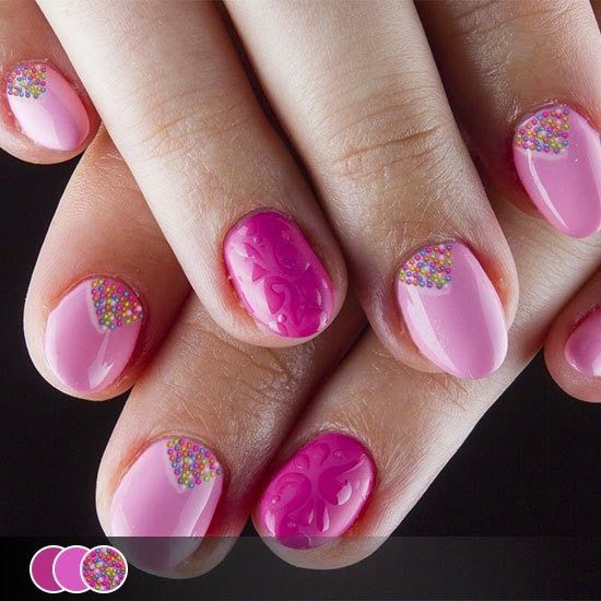 11 Pretty Caviar Manicure Designs To Die For Artils And All