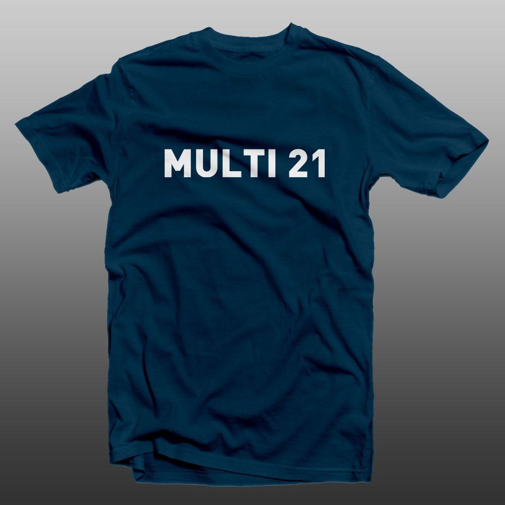 Multi 21 - Formula 1 T-shirt | Unlap | Formula 1 T-shirts | Motorsport Gifts | BTCC Merchandise