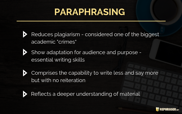 Reword Sentence Pro Understanding Paraphrase Paraphrasing Generator Online