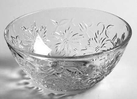 Princess House Fantasia Coupe Soup Bowl