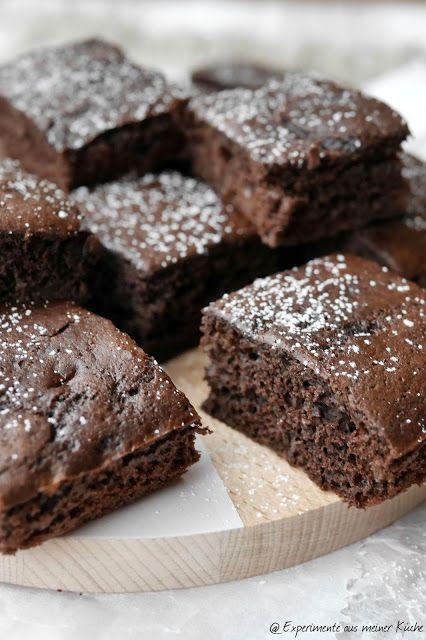 Kalorienarme Brownies | Kalorienarme brownies, Experimente aus ...
