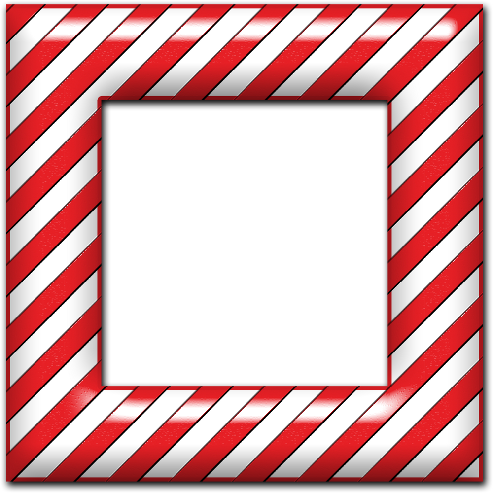 Candy Cane Frame 01 By Clipartcotttage Candy Cane Image Candy Cane Scrapbook Frames