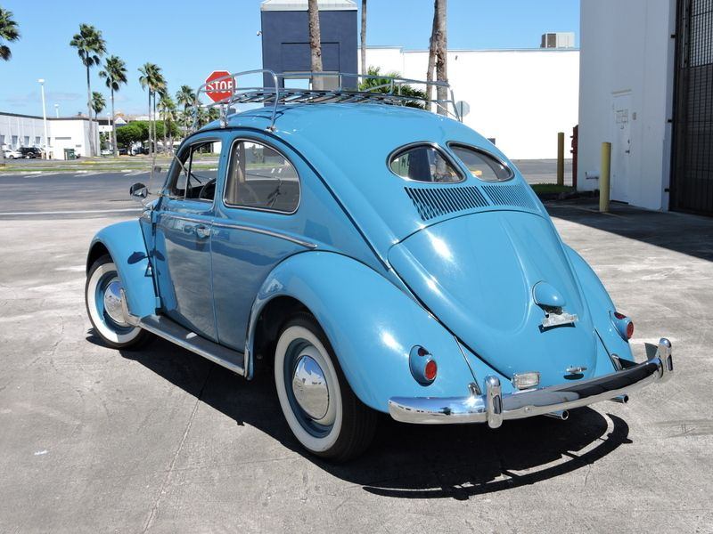 This 1953 Volkswagen Beetle is a rare Split Window  Zwitter  model. This is  an older but quality restoration that was imported from Europe by the  previous ... bfdef57bf