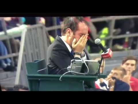 Canada disqualified from Davis Cup 2017 as 17yo Shapovalov smashes the ball into the crowd in anger but it hits the umpire! https://www.youtube.com/watch?v=x5wEorq-1fY&feature=youtu.be Love #sport follow #sports on @cutephonecases