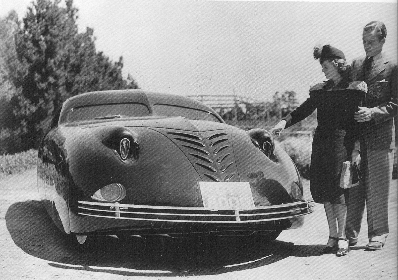 The 1938 Phantom Corsair