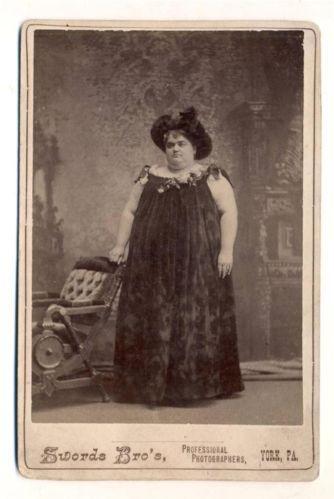 old fat woman york pa