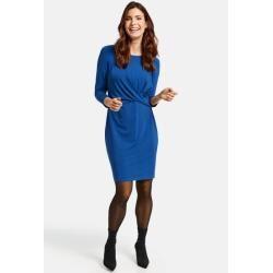 Photo of Dress with side drape Blue Gerry WeberGerry Weber