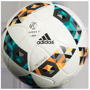 Football FootballJoueuse 1faceBall Adidas Ligue Ballon De qjLc4R3S5A