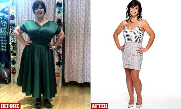 Cambridge Weight Plan's Family Spirit award winner Sheryl shares her story with the Daily Mail...(June 2015)
