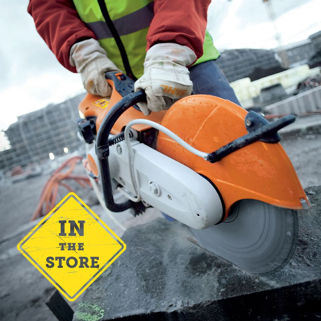 Professionals And Homeowners Both Agree That Stihl Power Saws Have A Great Power To Weight Ratio For Excellent Handling And Reliability Stihl Power Saws Leeds
