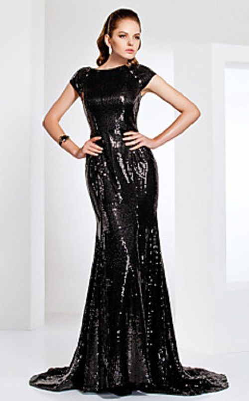 evening black dresses for women (02) | All Things Cute | Pinterest ...
