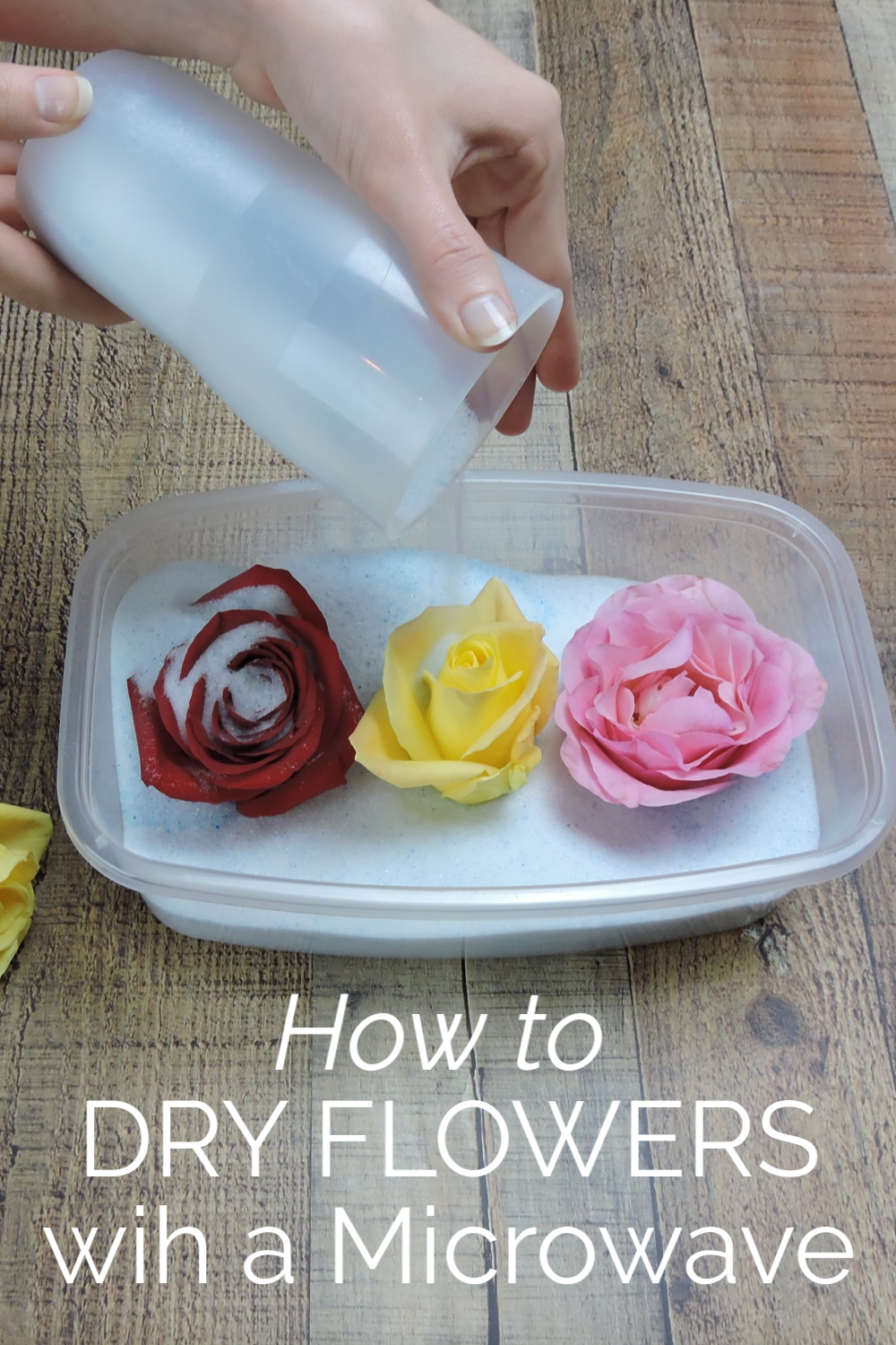 Photo of The Easiest Way to Dry Flowers in a Microwave