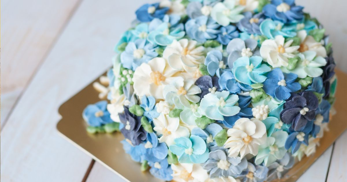 create a cake online