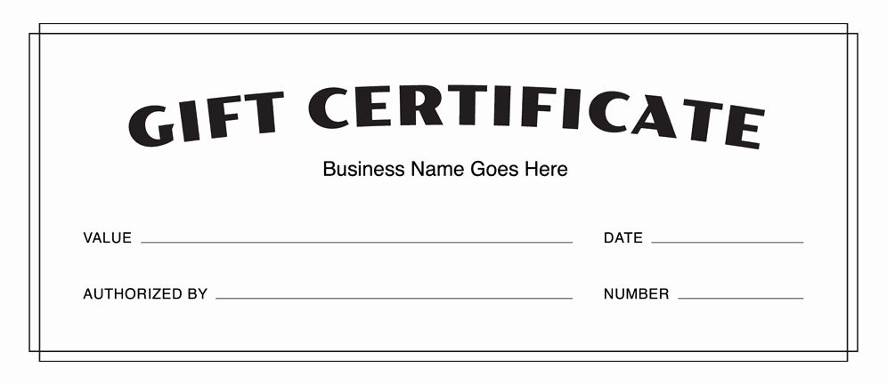 Template For A Gift Certificate Inspirational Gift Certificate Templates Downl Free Gift Certificate Template Gift Card Template Gift Certificate Template Word