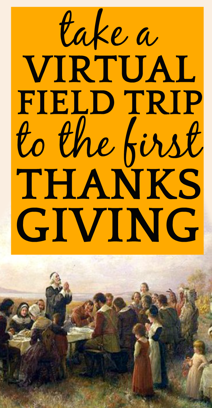 Teaching First Thanksgiving Lesson Plans and Go On a