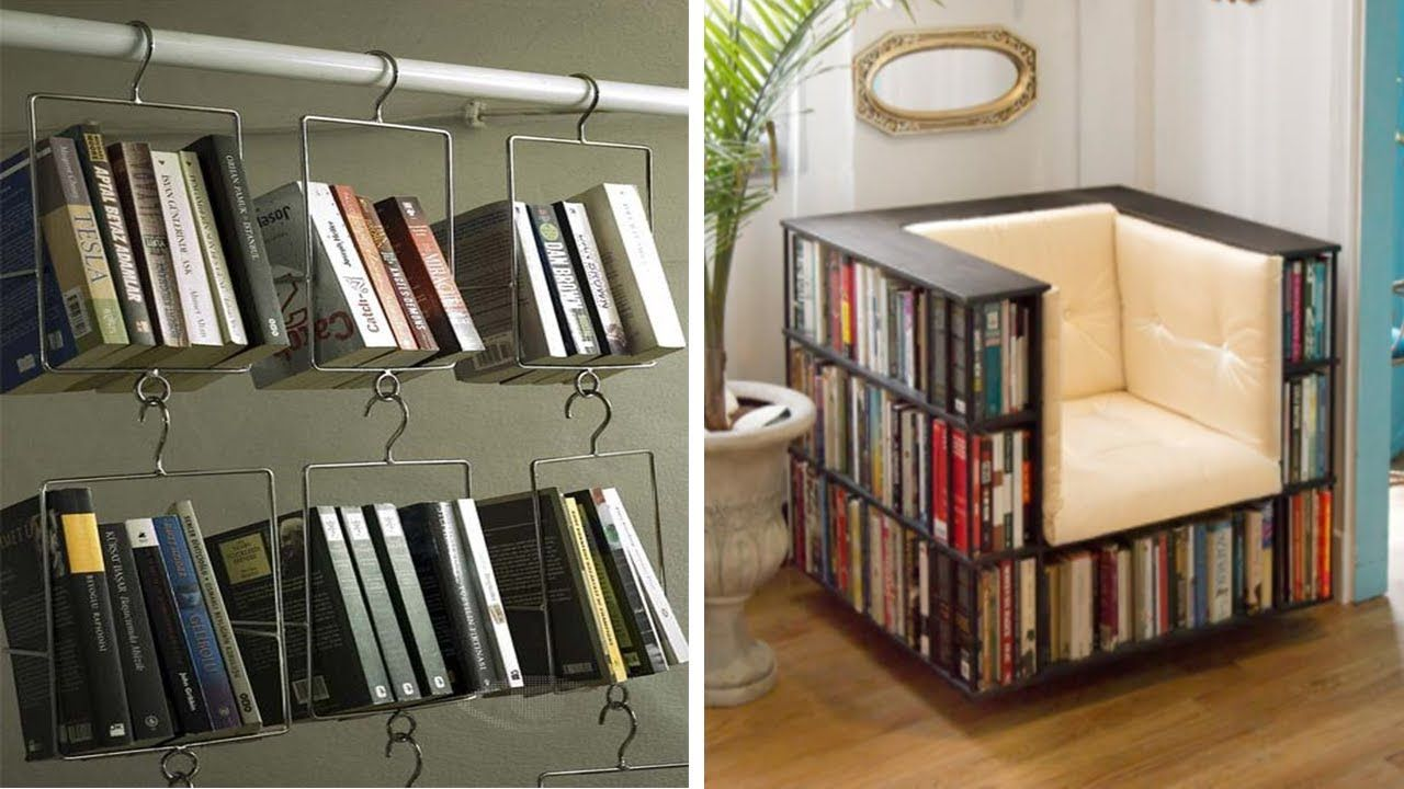 5 Creative Ways To Store Books Without A Bookshelf