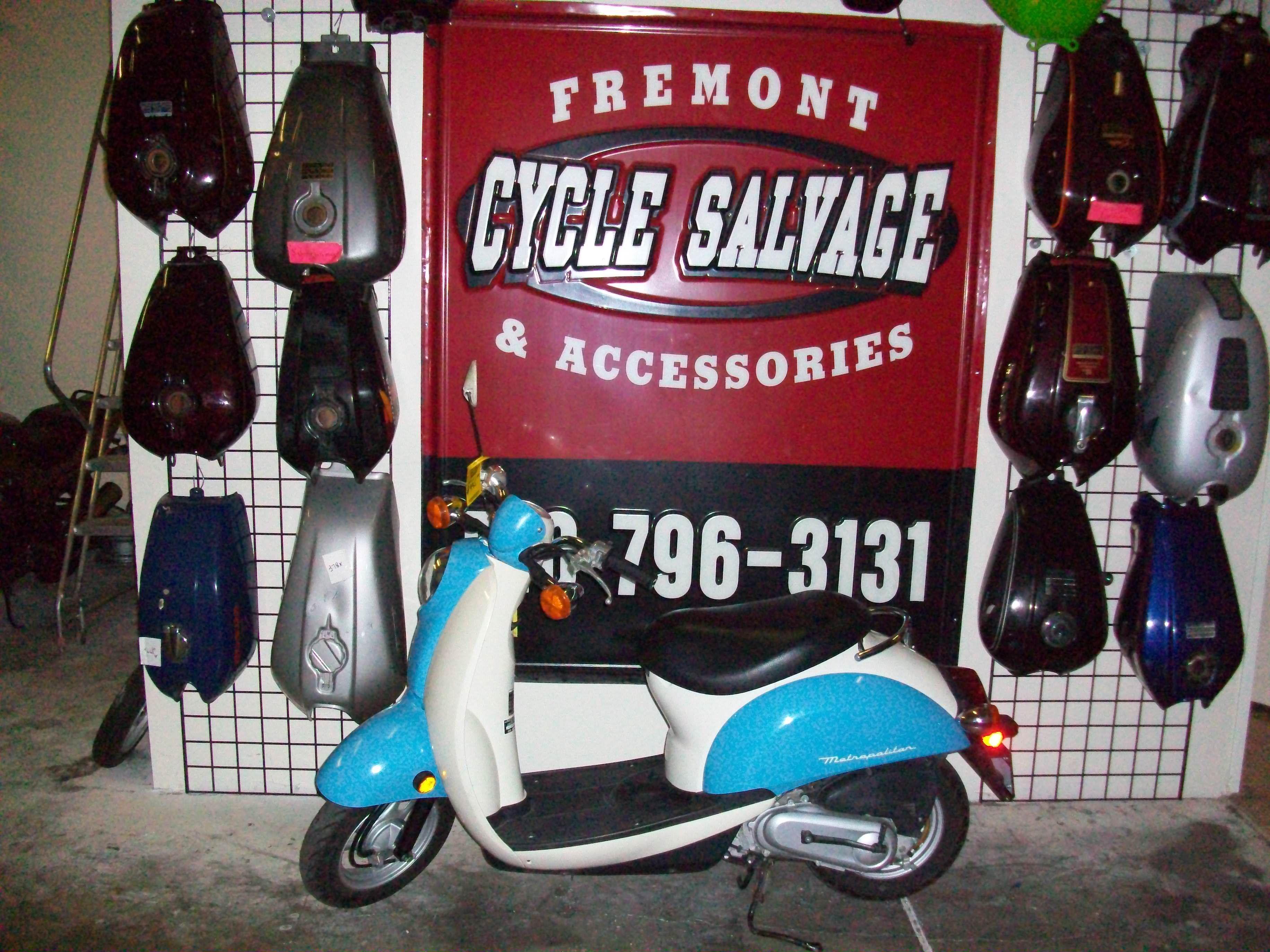 Sky 2002 2004 Honda Metropolitan Honda Bike