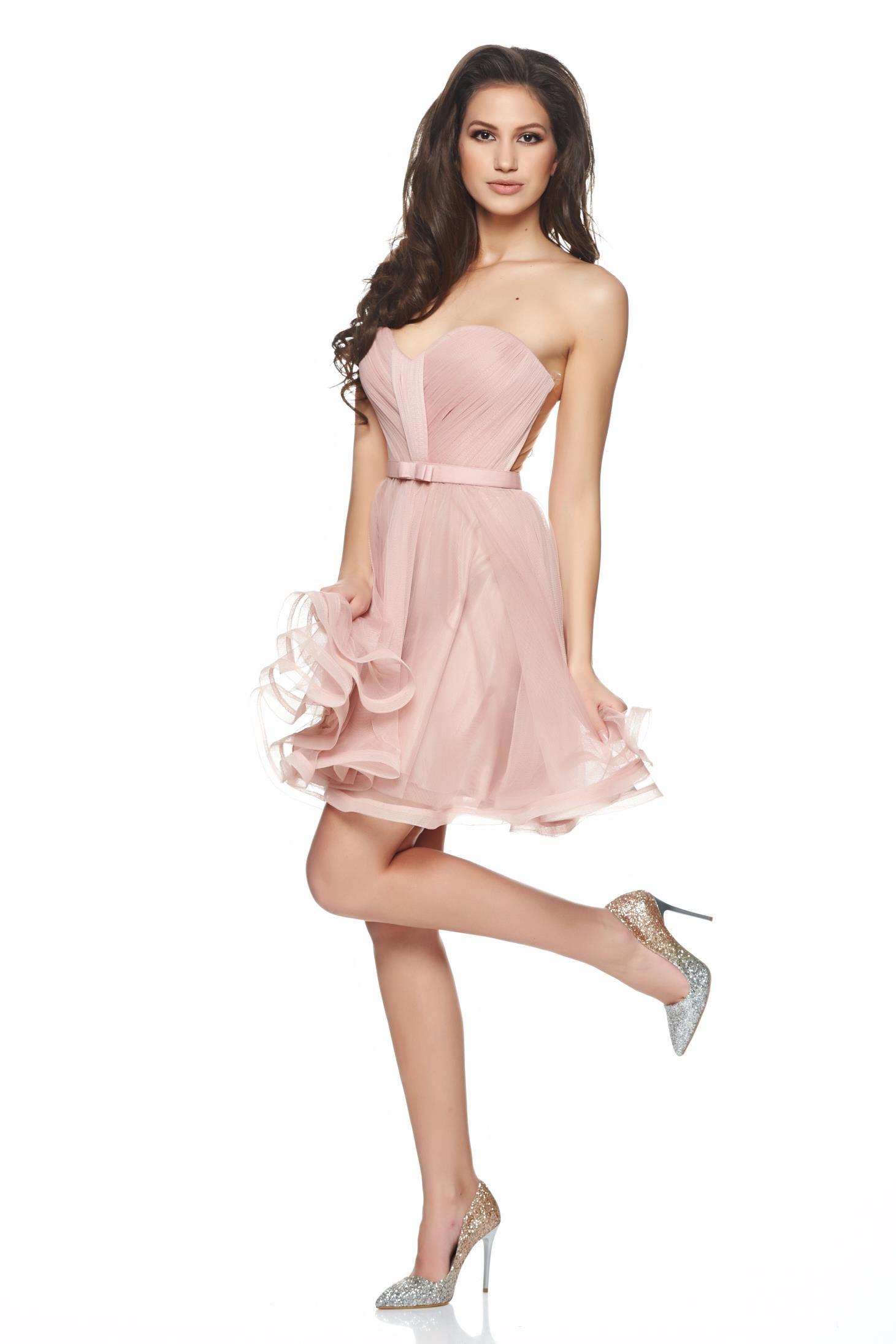 Comanda online, Rochie Ana Radu Perfect Style Rosa. Articole ...
