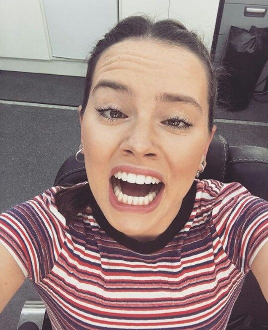 Image result for Daisy Ridley has a big mouth