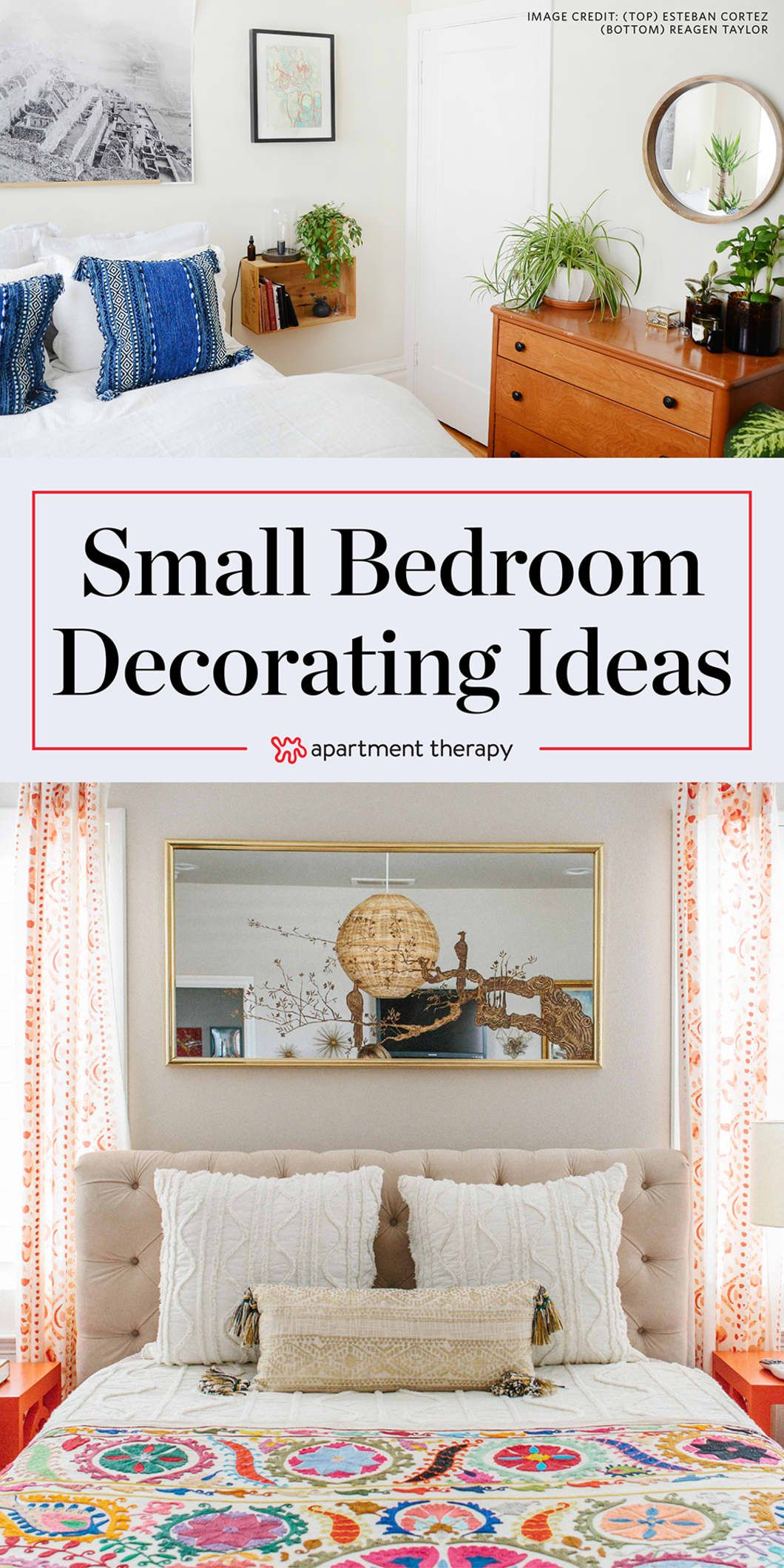 Clever SpaceSaving Solutions for Small Bedrooms Small