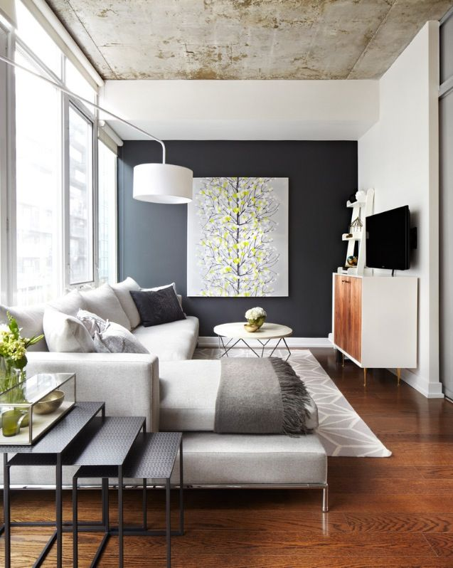 Pin By Javiera Oyarzun Leon On For The Home Cozy Living Room Design Narrow Living Room Living Room Designs Modern living room design houzz