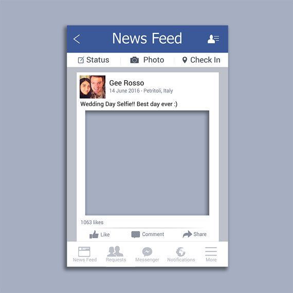 picture frames for facebook photos | Frameswalls.org