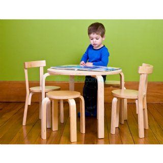 Table And Chair Set By Mocka Kids Table And Chairs Kids Table