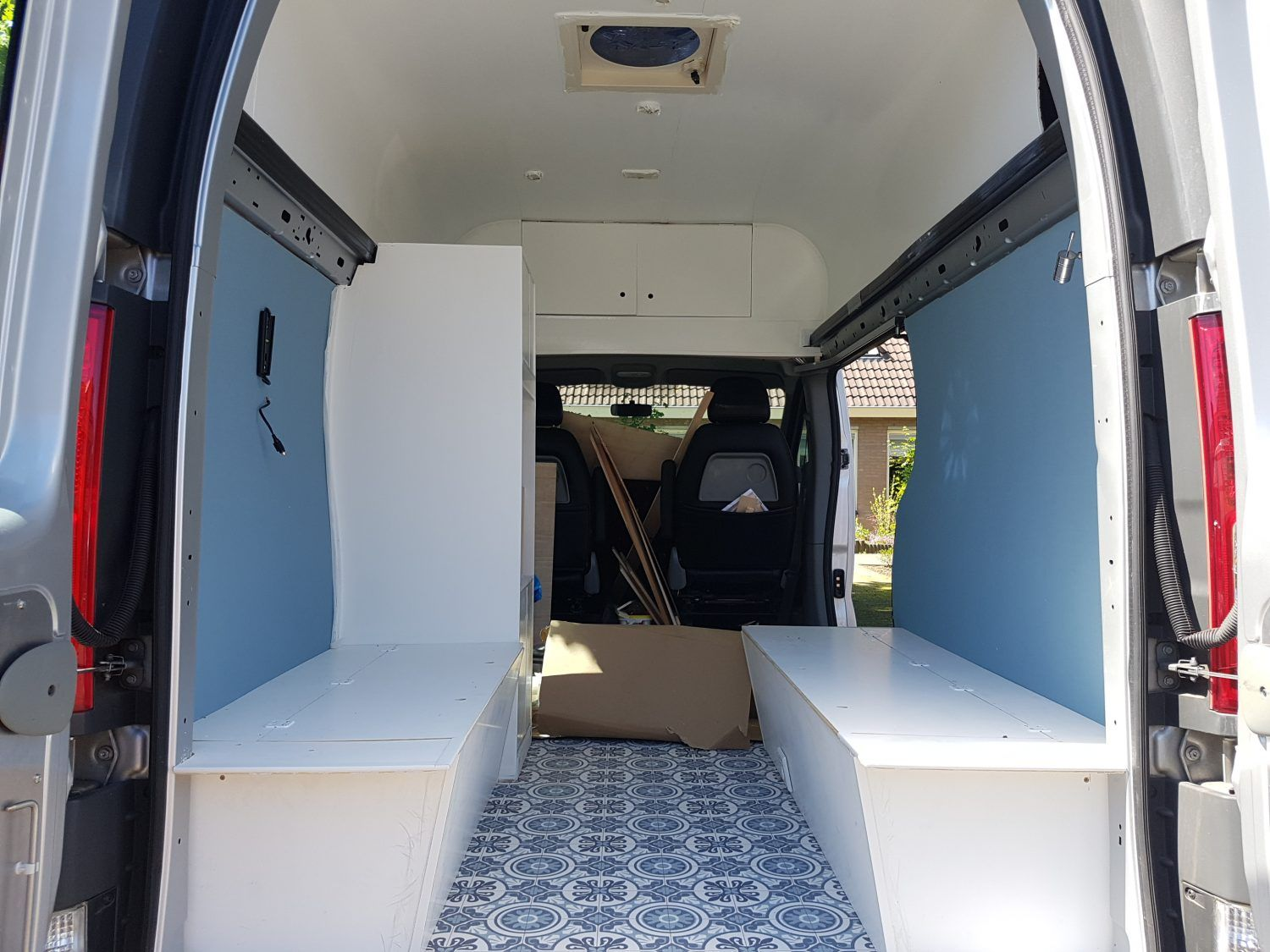 The Ultimate Guide To Your Diy Campervan Conversion Step By Step