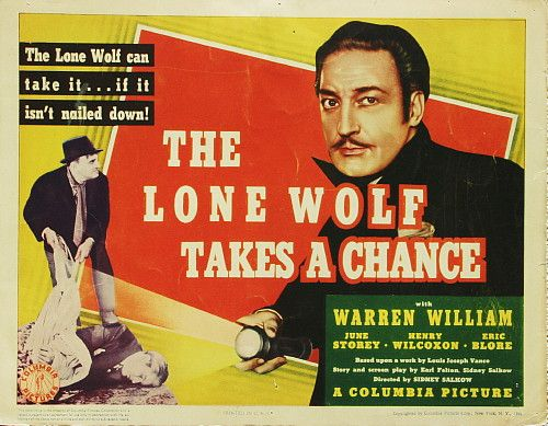Download The Lone Wolf Takes a Chance Full-Movie Free