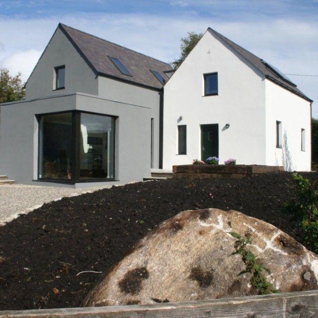 Irish & UK Rural House Designs