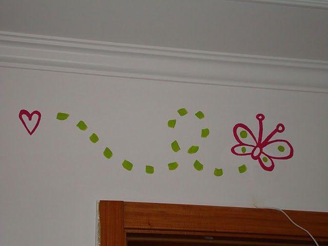 Pintar paredes paredes decoradas decoracion de pared pintar y paredes pintadas - Decoracion de paredes pintadas ...