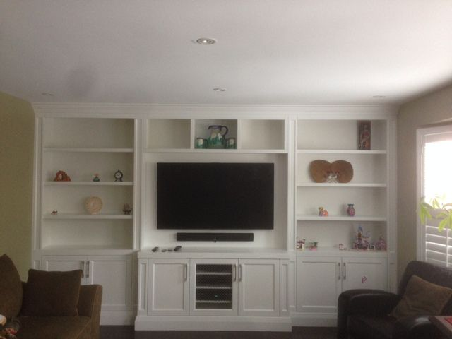 Built In By Black Forest Woodworking Via Homestars Built Ins