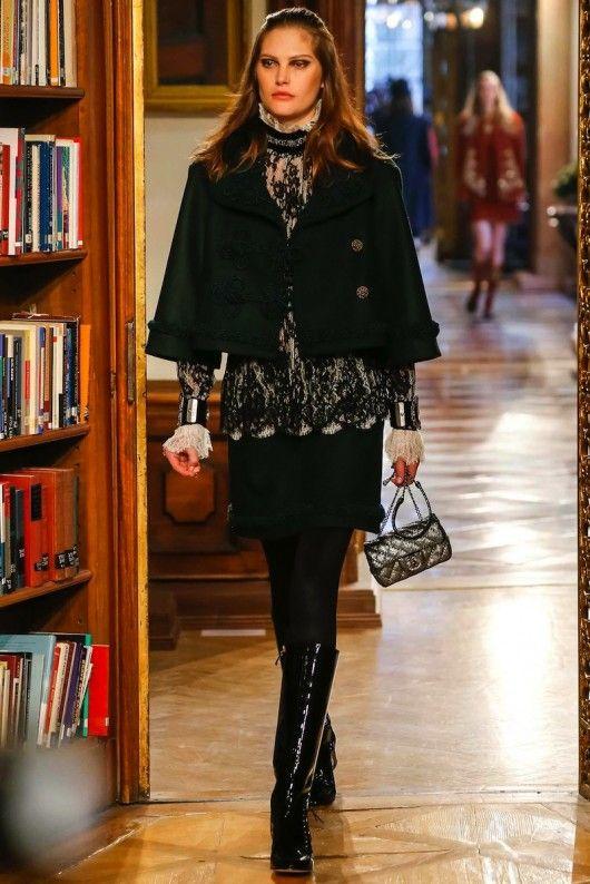Chanel Pre-Fall 2015 (2)  - Shows - Fashion