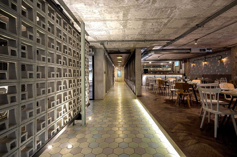 Colette Studio Reshapes Heritage Building Into Restaurant In
