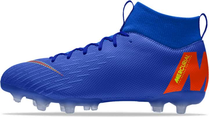 lowest price c35c3 799fe The Nike Jr. Mercurial Superfly VI Academy By You Custom ...