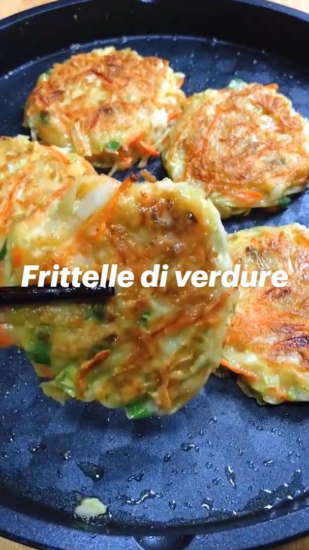 Frittelle di verdure