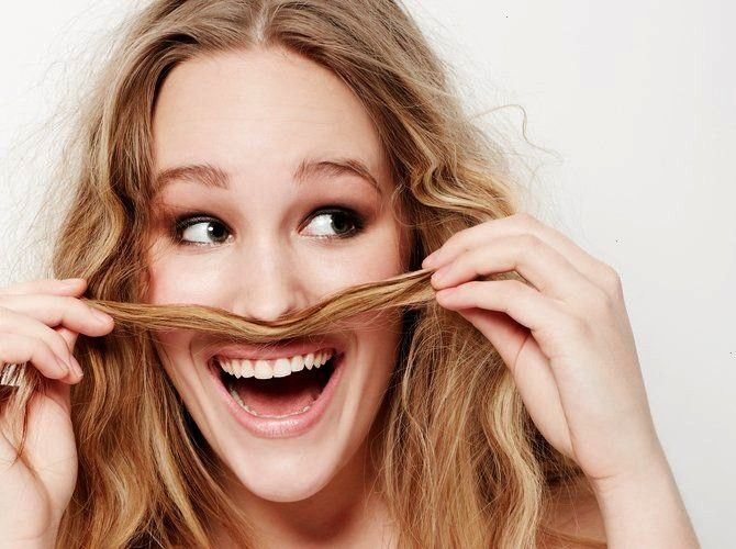 Trick soll Haar in nur einer Woche um 5 Zentimeter wachsen lassen  Trick soll Haar in nur einer Woche um 5 Zentimeter wachsen lassen  DIY Beauty Maintain your hair shiny...