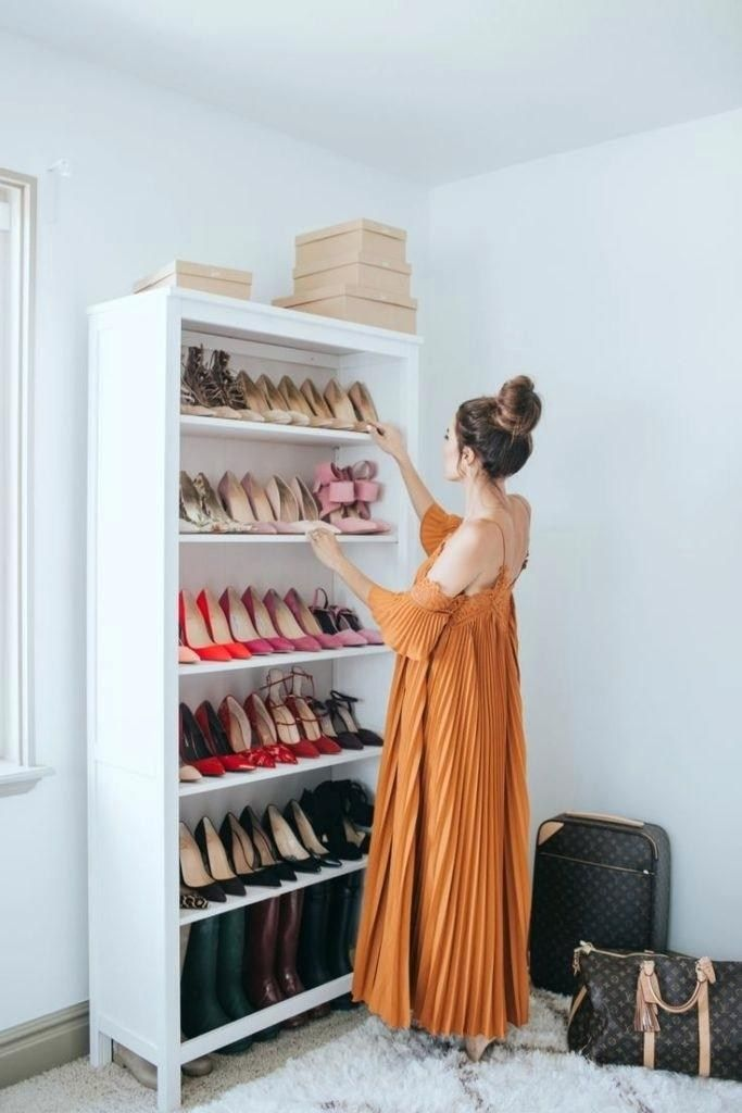 Merveilleux Space Saving Shoe Storage Ikea Best Closets Images