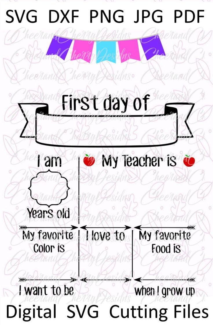 Aufgeregt, um die neueste Ergänzung zu meinem Shop zu teilen: Zurück, um die Schule, die Datei, den ersten Tag, die Schule, die SVG, den letzten Tag und die Schule, die SignSvg # #ChalkboardSignSVG # #Printable # #KindergartenSvg # #Silhouette # #Cricut # #svg # #backtoschool # #backtoschoolsvg # #schoolsvg # #schoolsvgfile # #firstdayofschool #firstdayofschoolhairstyles