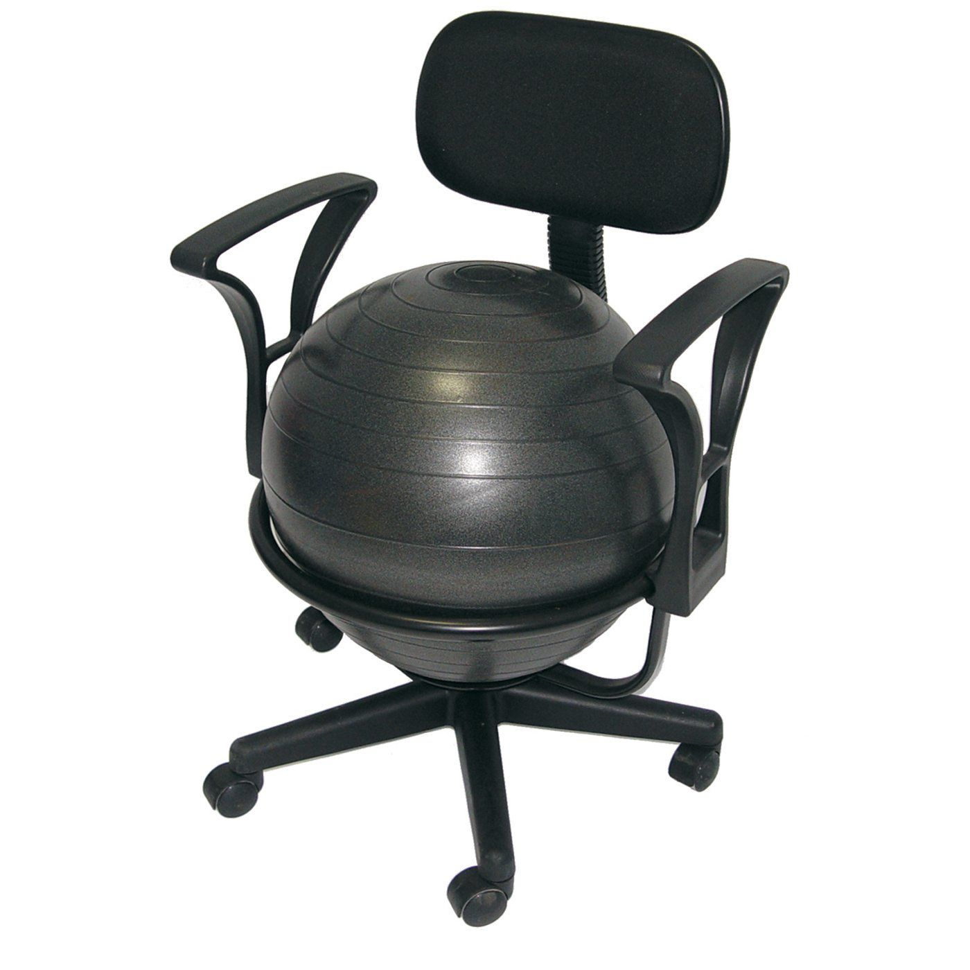 Cool Aeromat Fitness Ball Chair Deluxe Want Pinterest Ball Home Interior And Landscaping Ponolsignezvosmurscom