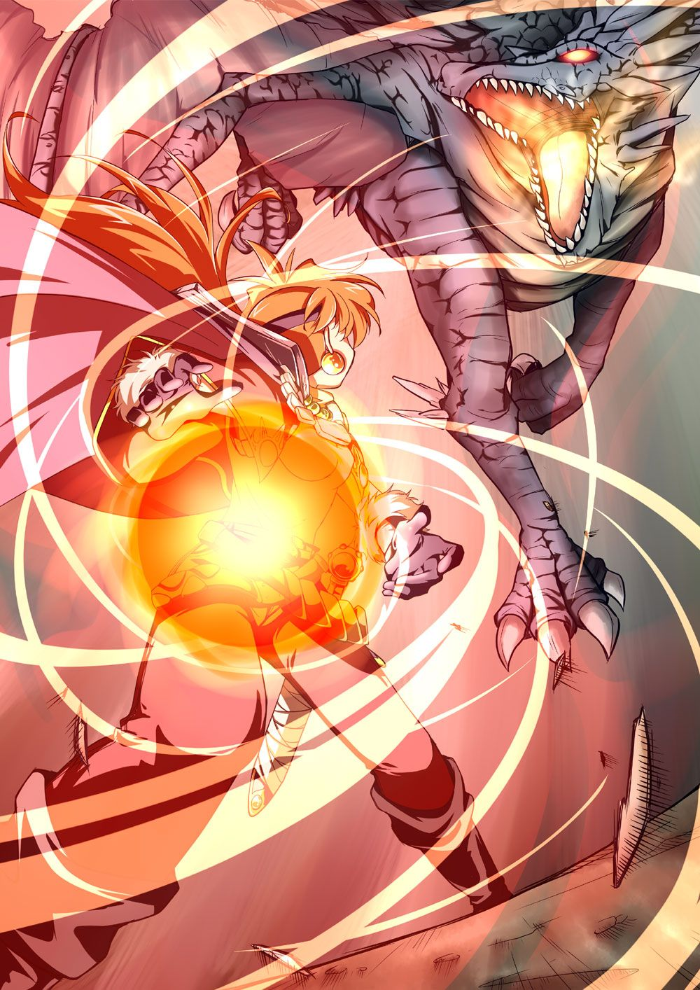 Pinterest | line inverse | Slayer anime, Dragon slayer, Anime