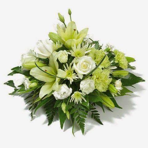 Stroik Na Grob Wszystkich Swietych Misa Gips Kwiat 4674014088 Oficjalne Archiwum Allegro Funeral Flower Arrangements Funeral Floral Funeral Floral Arrangements