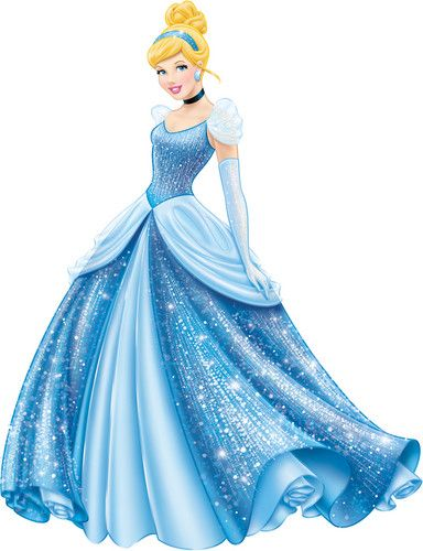 Photo Of Cinderella New Look For Fans Disney Princess The I Dont Know Why Is Doing This