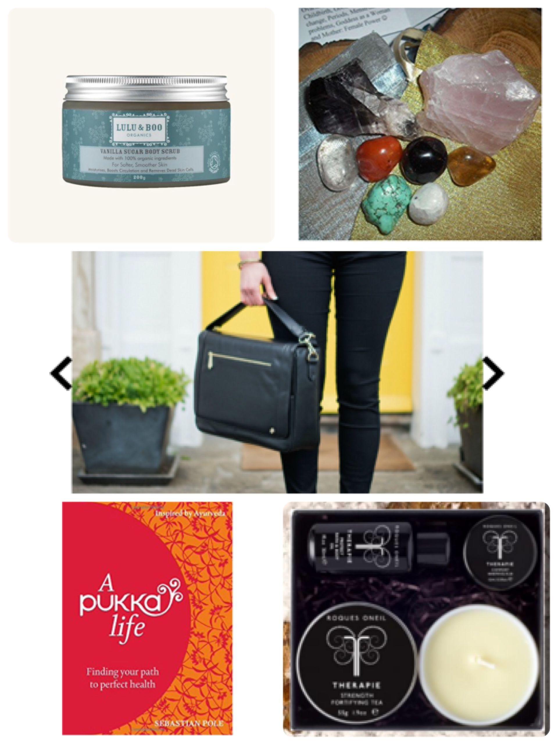 f4c4c9cab83 Jennifer Hamley Model K.T Work Bag in Black - lush. Plus 4 other items that