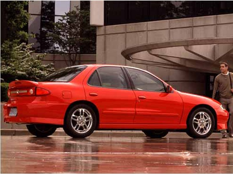 2003 Chevrolet Cavalier Ls Chevrolet Cavalier Review Research New