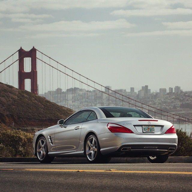 Overlooking The Golden Gate Bridge, Our Road Trip Begins
