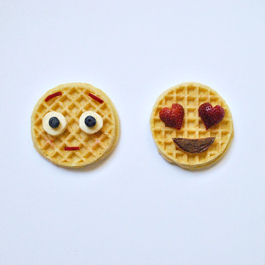 11 Emoji Inspired Foods That Are Too Cute For Actual Words Breakfast For Kids Cute Breakfast Ideas Food