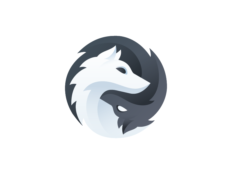 Gray Wolf Games   Logo   Pinterest   Lobos  Logotipos y Ideas de     Gray Wolf Games   Logo