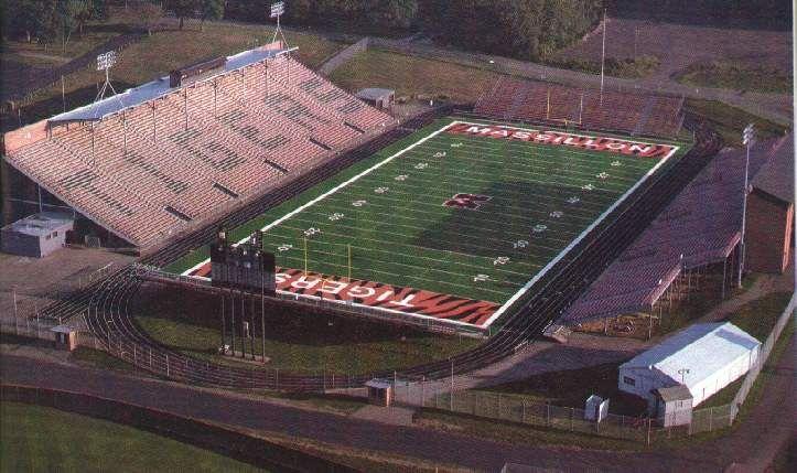 Paul Brown Tiger Stadium Massillon, Ohio | Ohio, Tiger ...